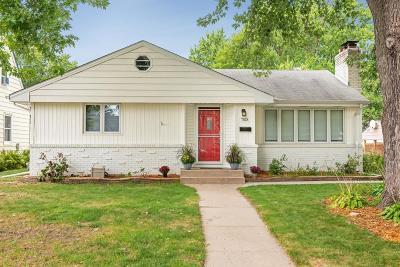 Richfield Single Family Home For Sale: 7024 Garfield Avenue