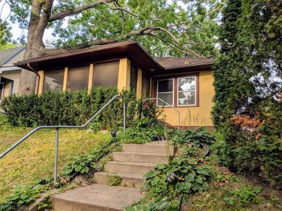 Minneapolis Single Family Home For Sale: 2951 Fillmore Street NE