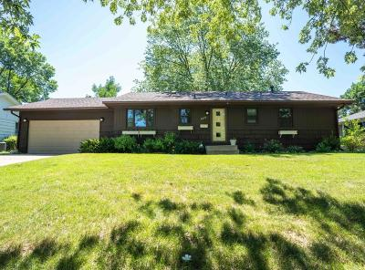 Bloomington Single Family Home For Sale: 8219 Quinn Road