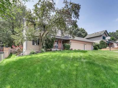 Elk River Single Family Home For Sale: 18994 Zane Street NW