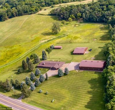 New Market Twp Single Family Home For Sale: 11436 Deuce Road