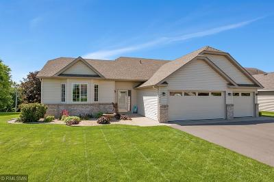 Sauk Rapids Single Family Home For Sale: 1428 Hillside Court