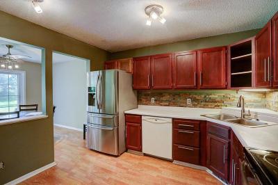 Columbia Heights Condo/Townhouse For Sale: 4179 Maureen Drive NE