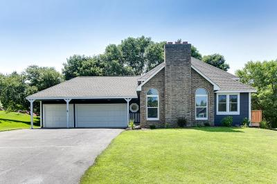 Eagan Single Family Home Contingent: 1616 Ashbury Place