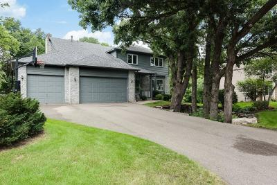 Eagan Single Family Home For Sale: 4017 Deerwood Trail