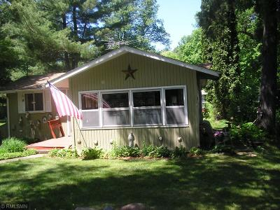 Pine City Single Family Home For Sale: 14908 Birchwood Trail