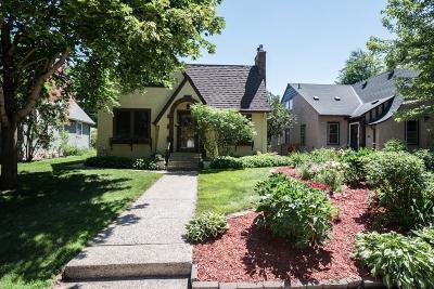 Saint Paul Single Family Home Contingent: 576 Warwick Street