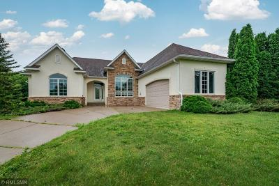 Shakopee Single Family Home For Sale: 2445 Cambridge Way