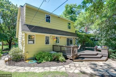 White Bear Lake Single Family Home For Sale: 4848 Stewart Avenue
