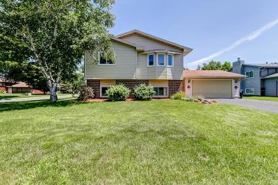 Shoreview Single Family Home Contingent: 5716 Fawn Lane