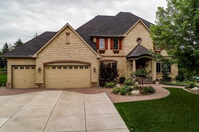 Burnsville Single Family Home For Sale: 1247 Spring Green Lane