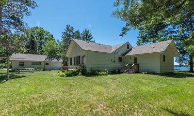 Nisswa Single Family Home For Sale: 7277 Crabtree Lane