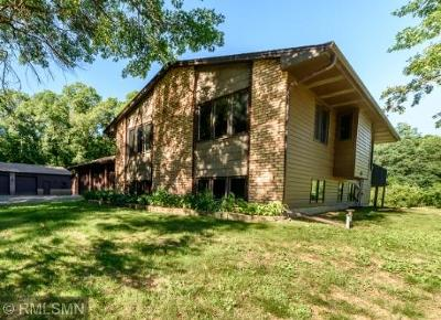 Sherburne County Single Family Home For Sale: 24665 97th Street NW