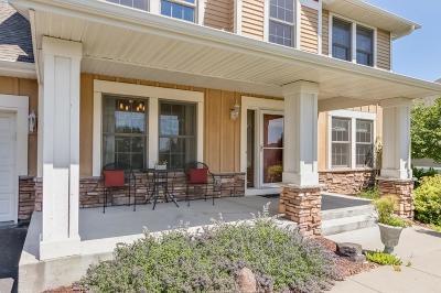 Chaska Single Family Home For Sale: 500 Liberty Heights Drive