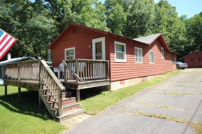 Brainerd Single Family Home For Sale: 8202 Paradise Beach Road