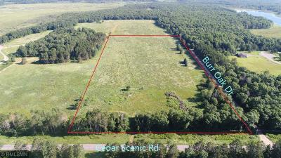 Baxter Residential Lots & Land For Sale: Xxx Cedar Scenic Road