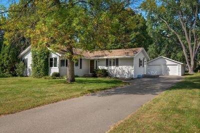 Shoreview Single Family Home For Sale: 967 Island Lake Avenue