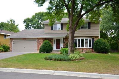 Brooklyn Park Single Family Home For Sale: 6640 Gettysburg Avenue N