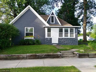 Brainerd Single Family Home For Sale: 1316 Norwood Street