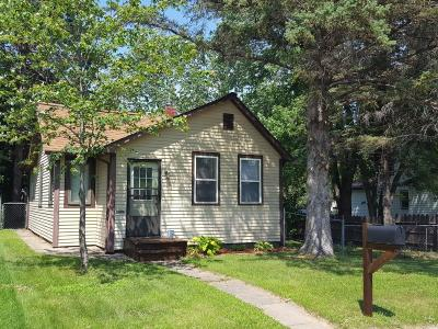 Brainerd Single Family Home For Sale: 1115 Rosewood Street
