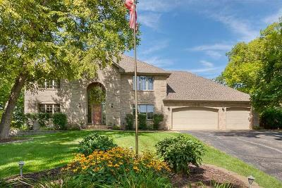 Burnsville Single Family Home For Sale: 12648 Tiffany Court