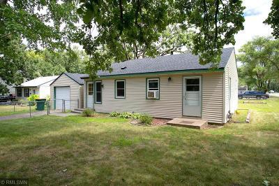 Blaine Single Family Home For Sale: 10901 6th Street NE