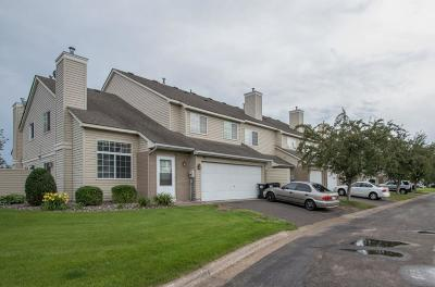 Coon Rapids Condo/Townhouse Contingent: 3501 131st Lane NW #59