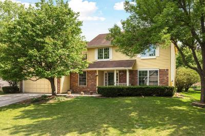 Chanhassen Single Family Home For Sale: 231 Mountain Way