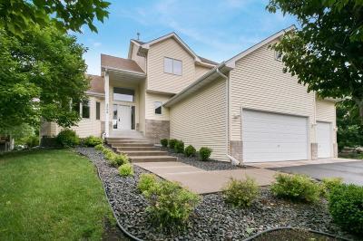 Brooklyn Park Single Family Home For Sale: 9006 Windsor Terrace