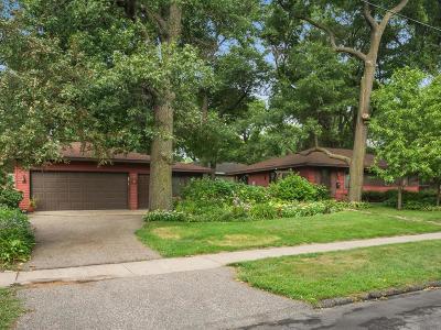 Blaine Single Family Home For Sale: 10448 Jefferson Street NE