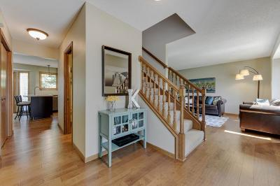 Andover Single Family Home Contingent: 14007 Quince Street NW