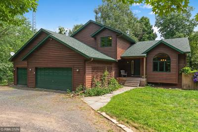 Chisago County Single Family Home For Sale: 27421 Quinlan Avenue