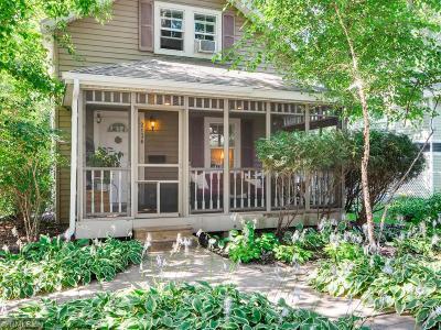 White Bear Lake Single Family Home Contingent: 2136 1st Street