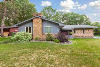Shoreview Single Family Home For Sale: 4637 Dale Street N