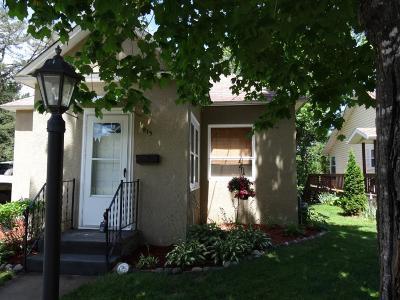 Brainerd Single Family Home For Sale: 815 Bluff Avenue