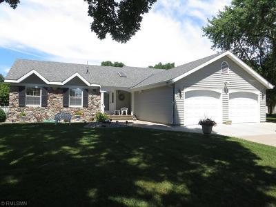 Saint Cloud Single Family Home For Sale: 2603 Stearns Way
