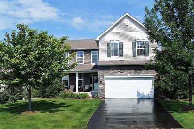 Saint Michael Single Family Home For Sale: 4252 Kaeding Circle NE