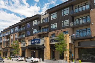 Wayzata Condo/Townhouse For Sale: 875 Lake Street N #320