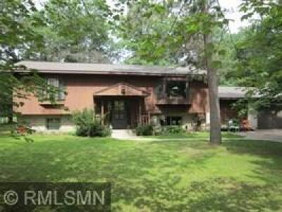 Brainerd Single Family Home For Sale: 12283 Little Pine Road SW