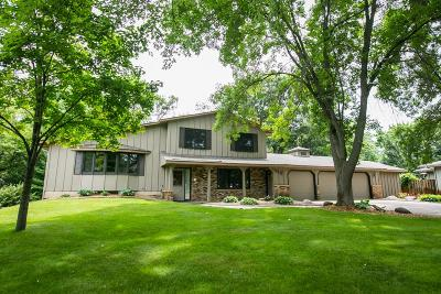 Anoka Single Family Home For Sale: 3810 Rum River Drive