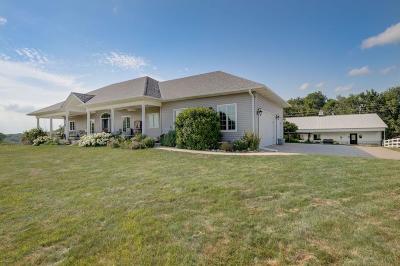 Prescott Single Family Home For Sale: N5280 1040th Street