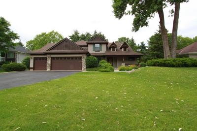 Vadnais Heights Single Family Home For Sale: 447 Vadnais Lake Drive