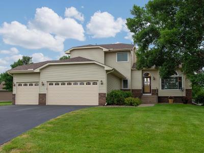 Brooklyn Park Single Family Home For Sale: 5501 88th Crescent N
