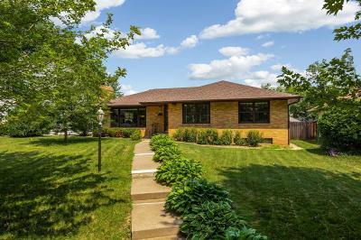 Saint Paul Single Family Home Contingent: 1647 Hillcrest Avenue