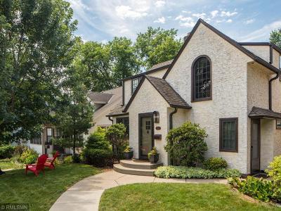Minneapolis Single Family Home Contingent: 5048 Morgan Avenue S