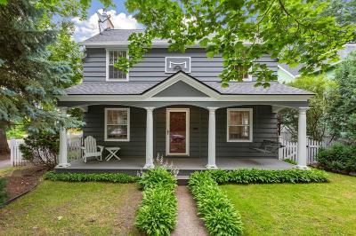 Minneapolis Single Family Home For Sale: 801 Superior Street SE