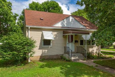 Brooklyn Center Single Family Home For Sale: 5616 Dupont Avenue N