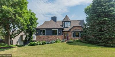 Minnetonka Single Family Home For Sale: 18644 Clear View Drive