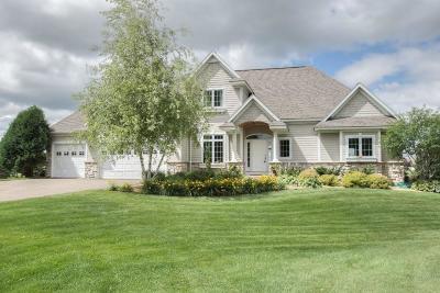 Saint Michael Single Family Home For Sale: 4997 Page Avenue NE