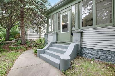 Minneapolis Single Family Home For Sale: 3001 Polk Street NE